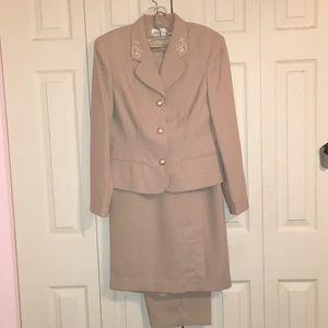 Vintage Cricket Lane 3 pc Suit Size 10